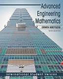 Advanced Engineering Mathematics, International Student Version, 10th Edition