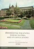 Differential Equations, Linear Algebra and Its Applications
