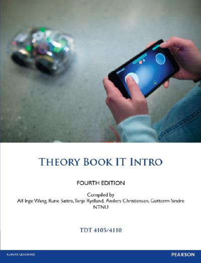 Theory Book - IT Intro