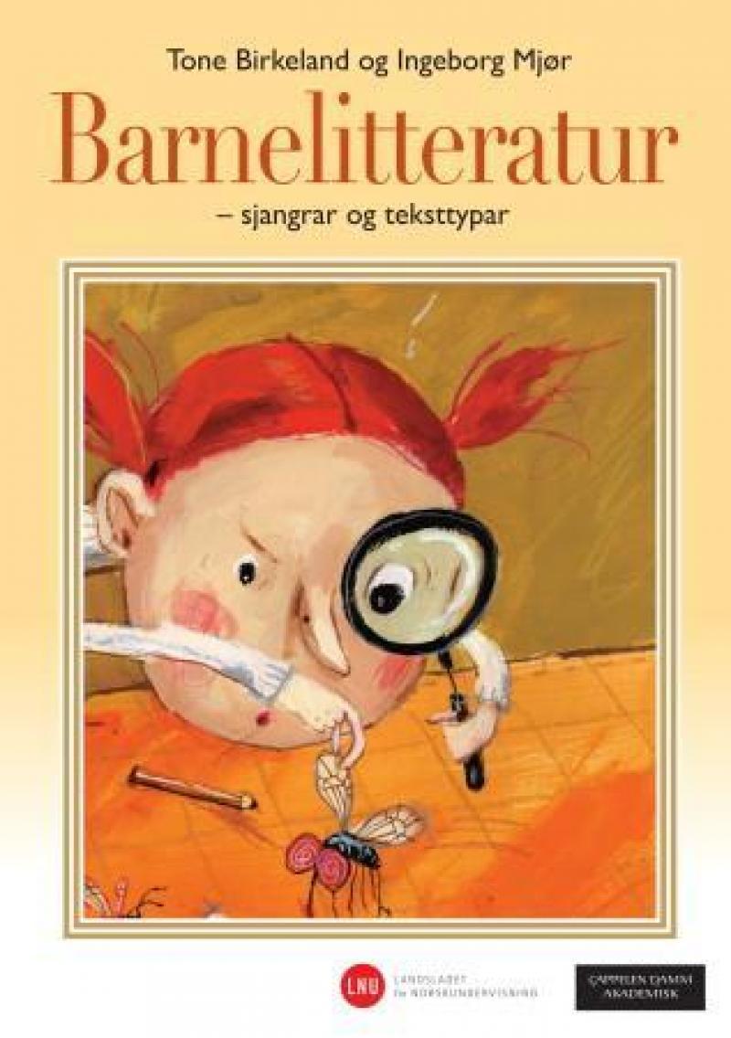 Barnelitteratur: sjangrar og teksttypar