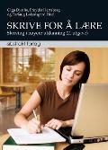 Skrive for å lære: skriving i høyere utdanning